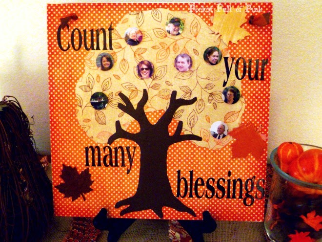 Pocket Full of Pink: Count Your Many Blessings Wall Art ...