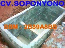 Jasa Pembuatan Septictank WC Lamongan