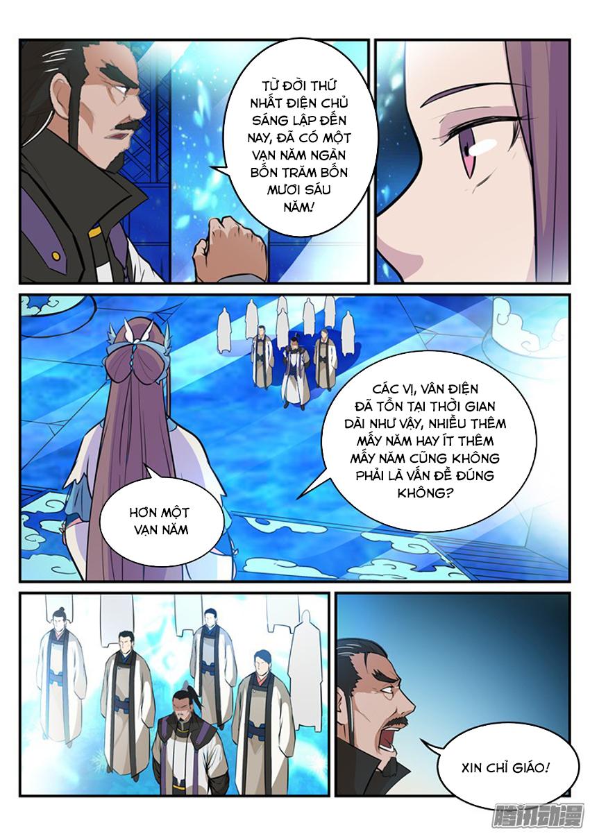 Bách Luyện Thành Thần Chapter 193 trang 9 - CungDocTruyen.com