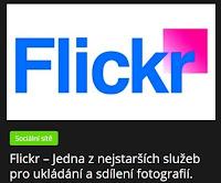 Flickr – Jedna z nejstarších služeb pro ukládání a sdílení fotografií. - AzaNoviny