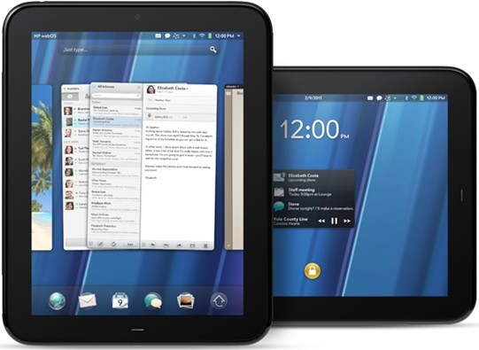 HP TouchPad - Fire Sale