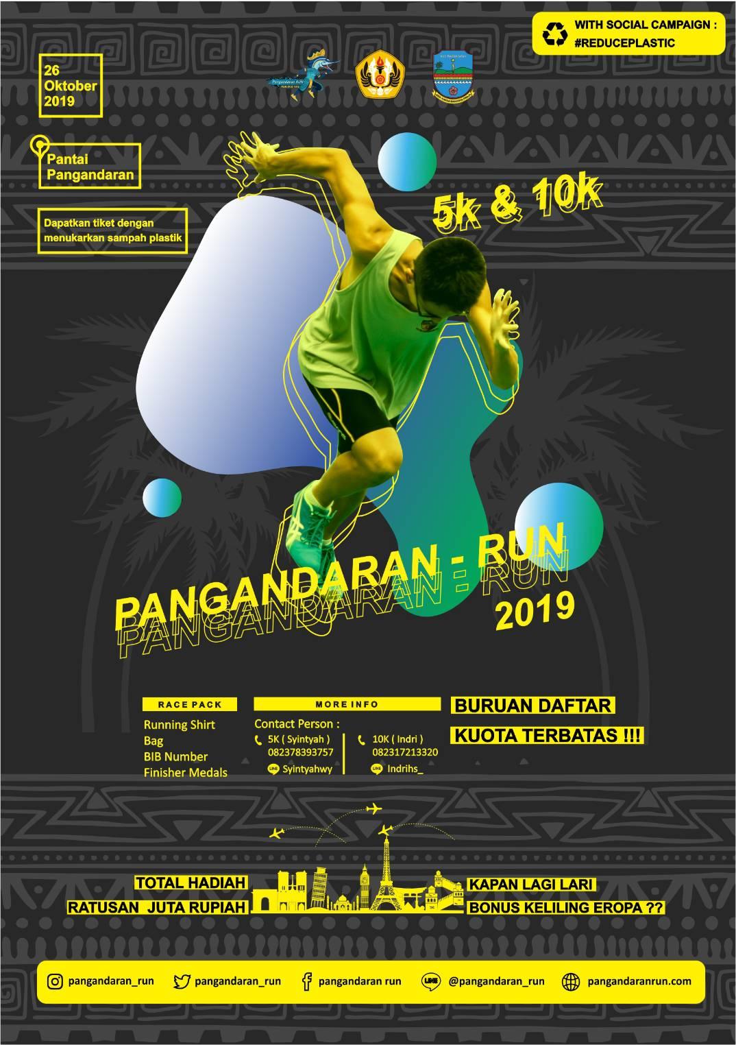 Pangandaran Run • 2019