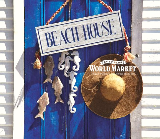 Beach Decor & Beach Essentials at Worlk Market