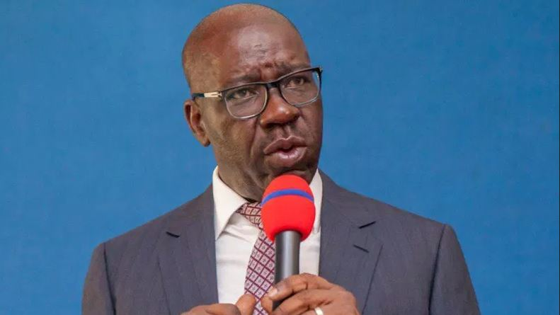 Drama As Three PDP Aspirants Refuse To Step Down For Obaseki #Arewapublisize