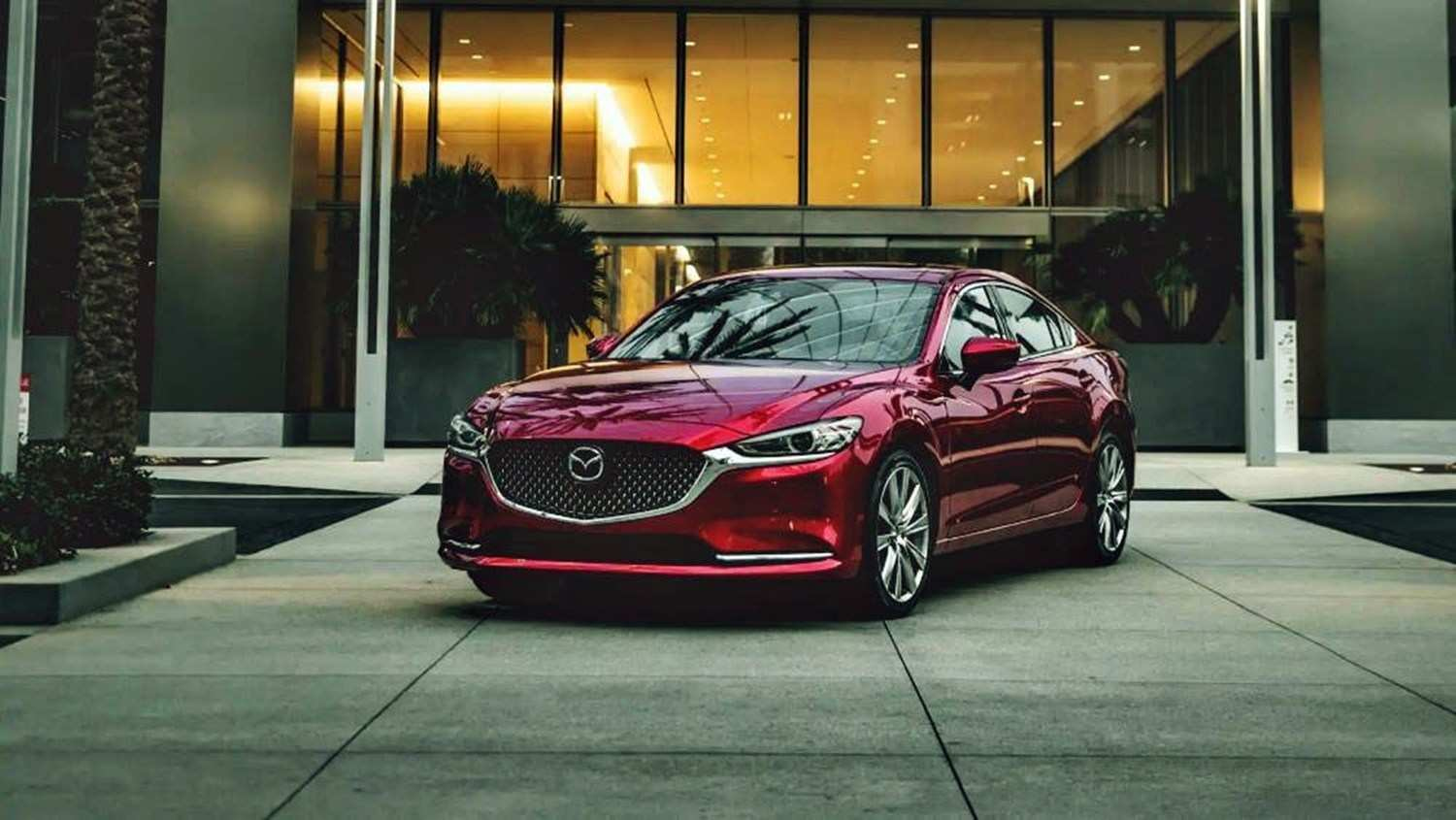 next generation mazda 6 2020 connect release date