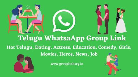 Telugu WhatsApp Group Links