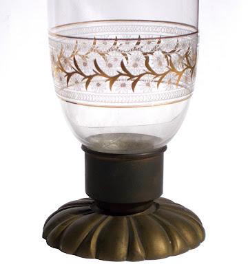 Candelieri con paralume di cristallo - complementi d'arredo - annunci