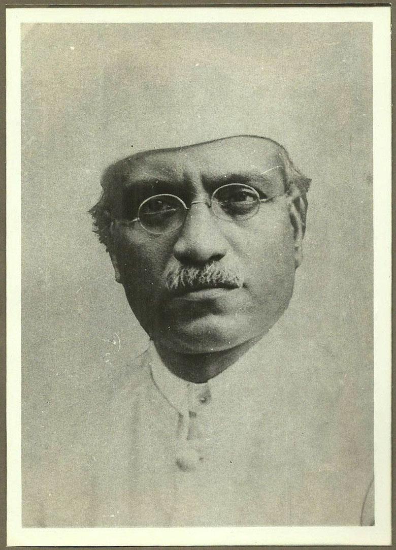 Dr Mukund Ramrao Jayakar