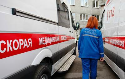Станция скорой медицинской помощи и центра медицины катастроф Ярославской области