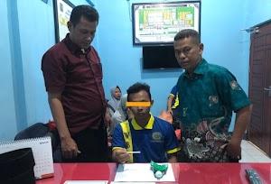 Pasta Gigi Clouse Up Motif Baru Penyelundupan Sabu di Lapas Tembilahan