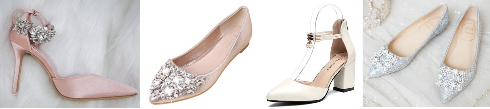 budget bridal shoes