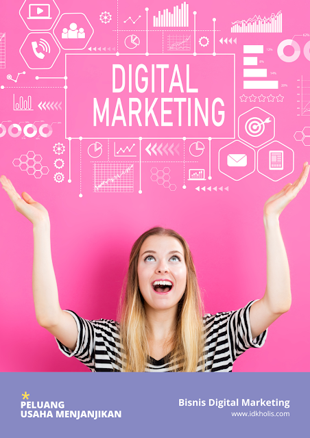 Peluang Usaha Layanan Digital Marketing