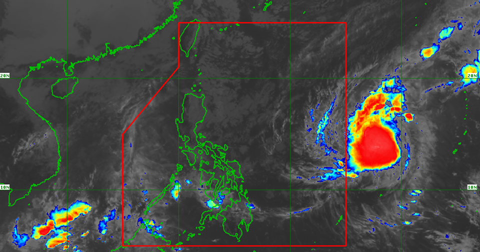 Philippines Weather Today Pagasa Latest Update