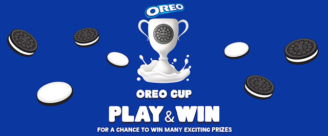 Play The Wonderfilled @Oreo Games to Become The UItimate #OreoCup Champion