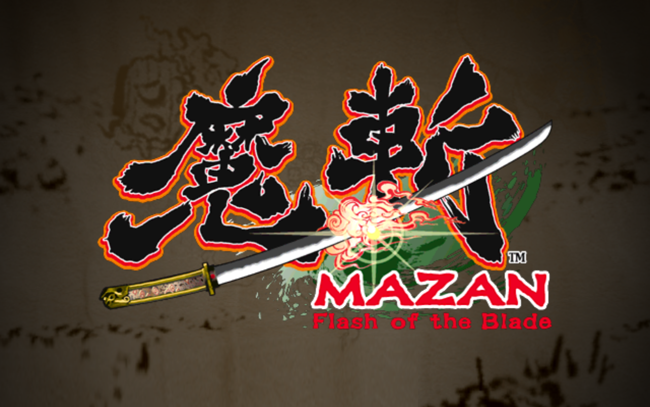 Mazan Flash of the Blade Rom