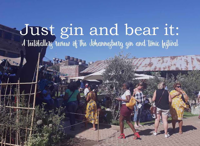 Johannesburg gin and tonic festival