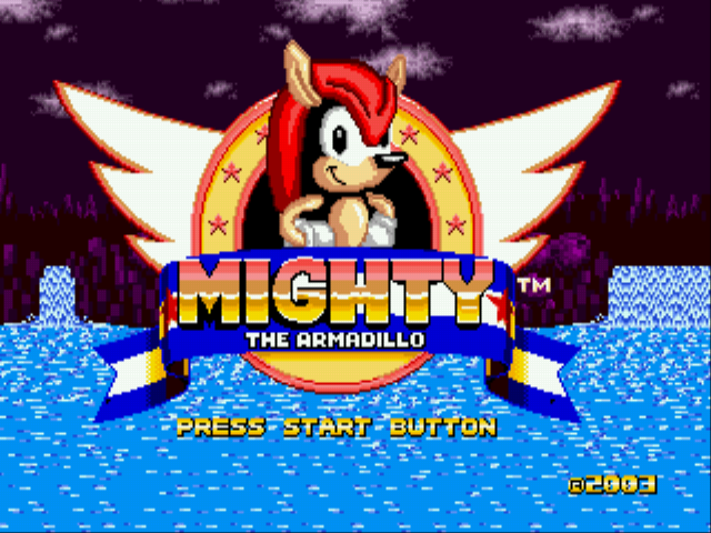 Mighty The Armadillo in Sonic the Hedgehog Featured Review