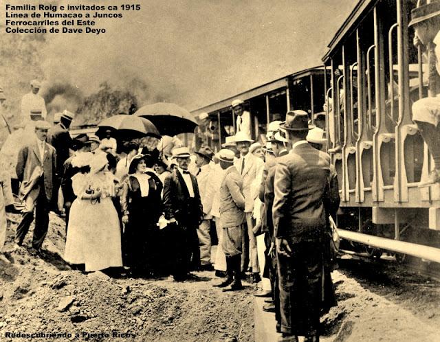 La excursión a oriente - El ferrocarril de Antonio Roig