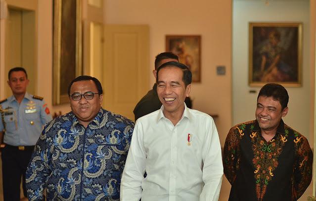 Bukan Diajak Jadi Wamen, Apa Alasan Jokowi Panggil Pimpinan Buruh ke Istana?