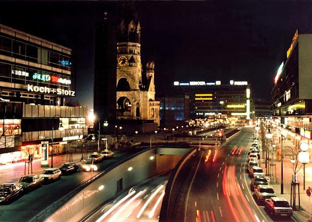 Berlim à noite