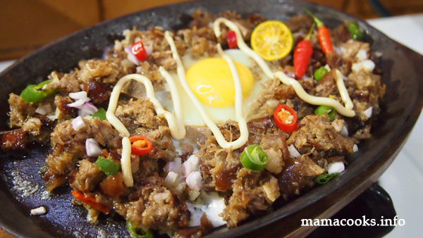 lechon sisig recipe