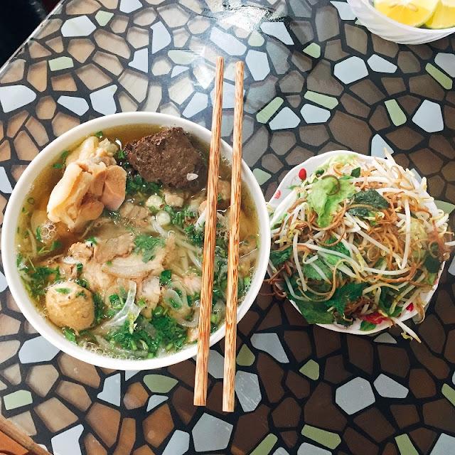 Bún Bò Huế - The Best Soup In The World