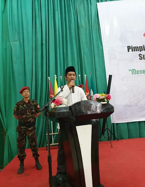 Ihsan Jauhari Resmi menahkodai Pemuda Muhammadiyah Sumatera Selatan