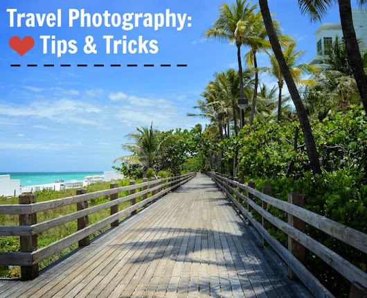 How To Take Great Travel Pictures