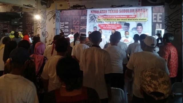 Kubu Mantu Jokowi Langgar Protokol di Hari Pertama Kampanye