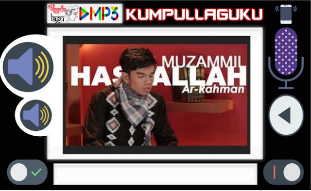 Qiroah Muzammil Hasballah Ar Rahman mp3