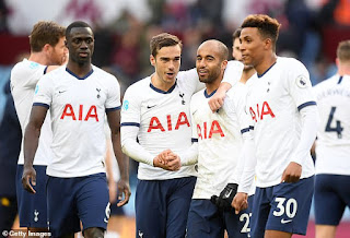 Tottenham named Premier League's most valuable club ahead of Manchester City, Manchester United and Liverpool