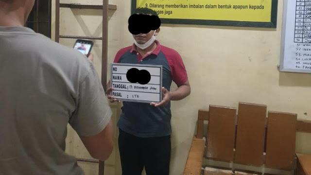 Mantan Ketua FPI Aceh Ditangkap Gegara Postingan
