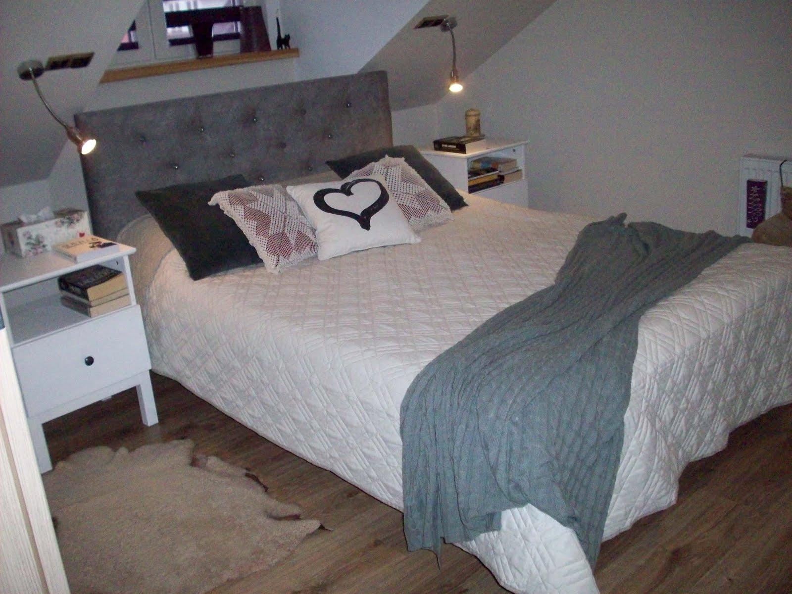 Lifting Sypialni łóżko Z Zagłówkiem Diy Jak Zrobić
