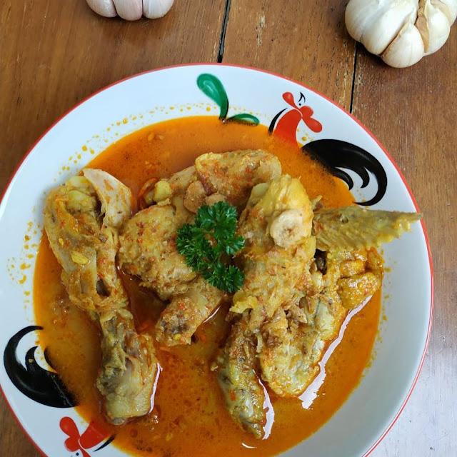 Resep Memasak Opor Ayam Pedas dan Gurih