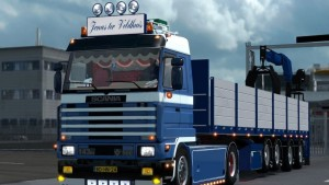 FIELDHOUSE SCANIA 143M V1.0