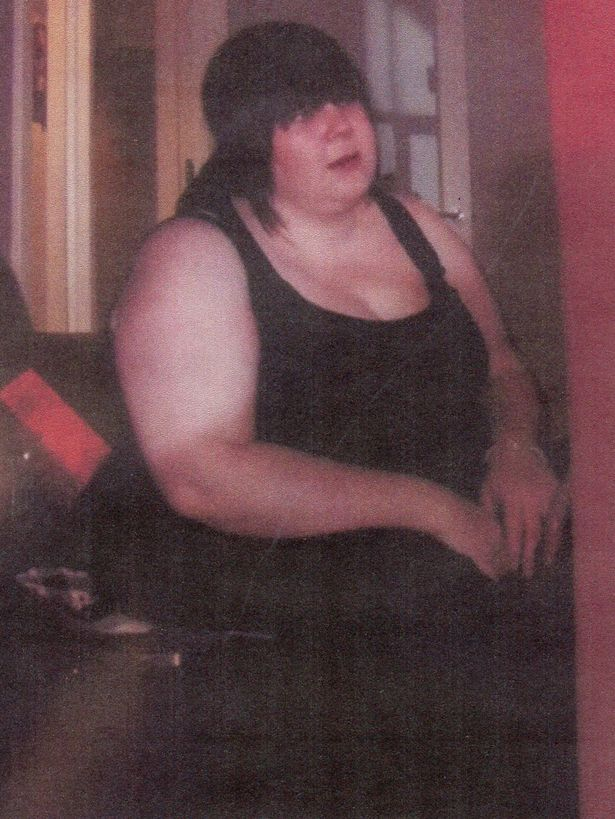 Wanita Ini Menurunkan 44 kg Bobot Tubuhnya