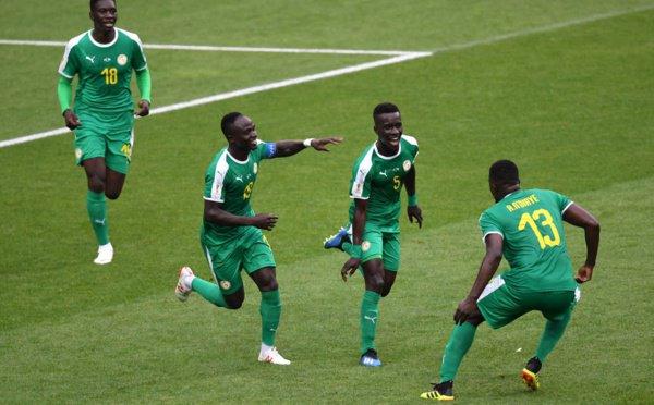 Vidéo - Mondial 2018: le Sénégal offre à l'Afrique sa première victoire face à la Pologne