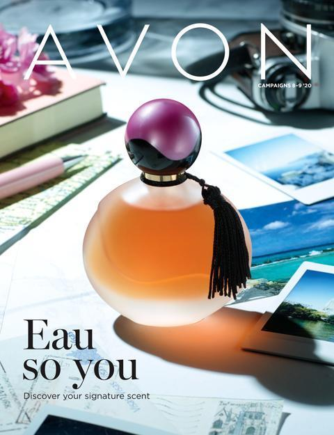 Avon Eau So You Campaign 8 & 9 2020