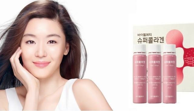 Nước uống VB Vital Beautie Super Collagen có xuất xứ từ Hàn Quốc