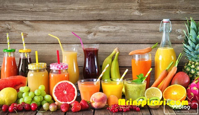 4 Resep Jus Untuk Mencegah Virus Corona,Tips Alami
