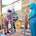 Sembilan Kecamatan di Labuhanbatu Serentak Memperingati Harganas Ke-27 dan Memberikan Pelayanan KB Gratis