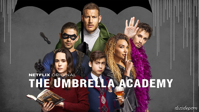 The Umbrella Academy Dizisi İndir