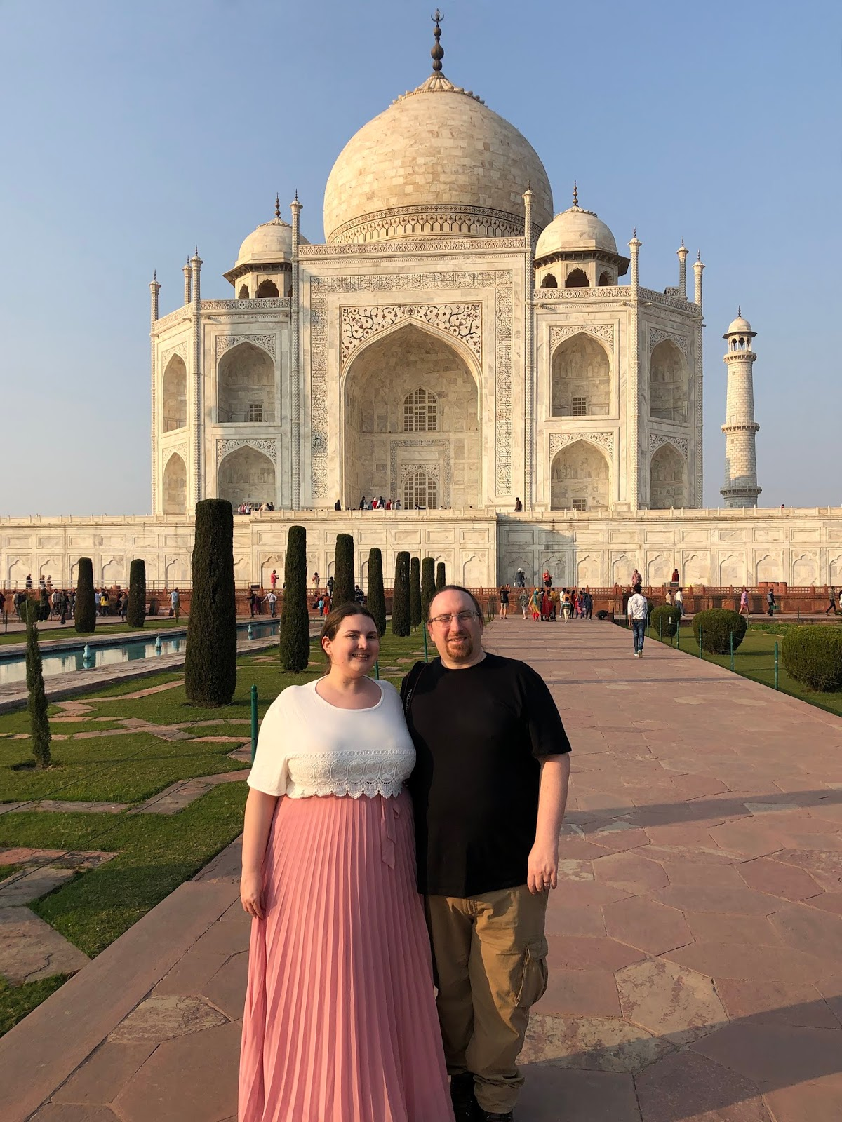 Taj Mahal Jan 2020