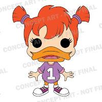 Pop! Disney: Darkwing Duck - Gosalyn Mallard
