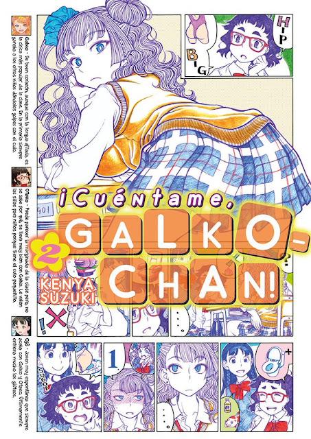 Cuéntame, Galko-chan tomo 2