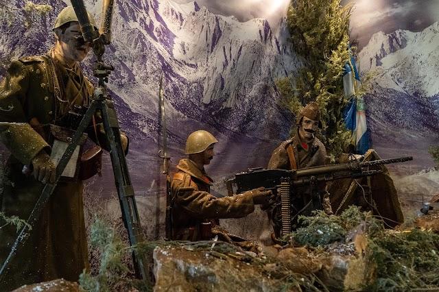 Πολεμικό Μουσείο: 80 Χρόνια Μνήμης-«Πίνδος 1940» (ΦΩΤΟ-ΒΙΝΤΕΟ)