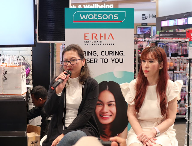 review erha age corrector erha rejuvenage