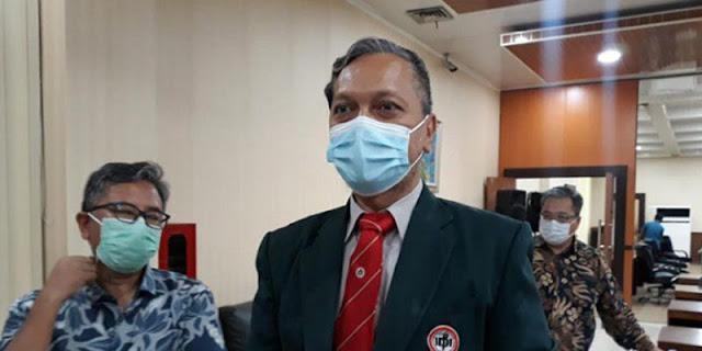 Belasan Anggota IDI Banten Meninggal Terpapar Covid-19