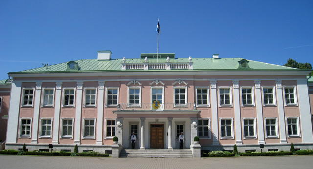 Residencia del presidente de Estonia