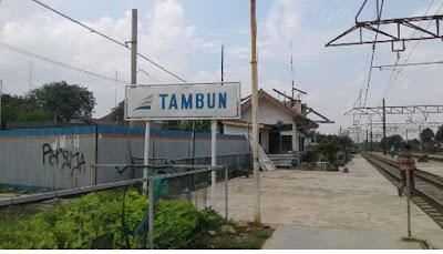 Daftar Jadwal Kereta di Stasiun Tambun